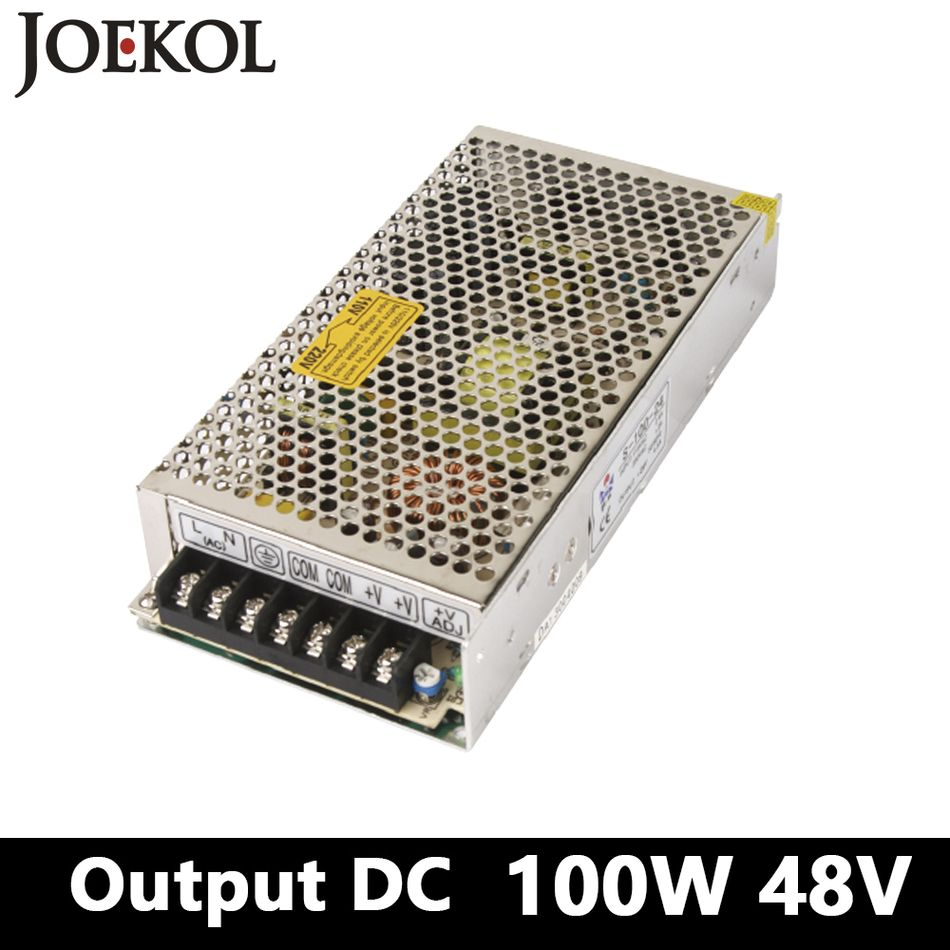switching power supply 100W 48v 2A,Single Output ac-dc converter for ...