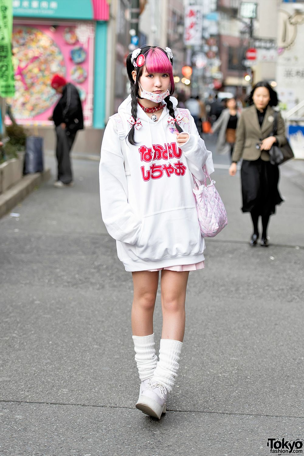 Oversized Hoodies Girls Tumblr Buscar Con Google Coolhunting Pinterest Harajuku Girls