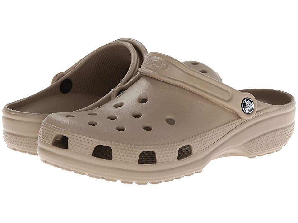 Crocs Classic Clog Clog Shoes Khaki in