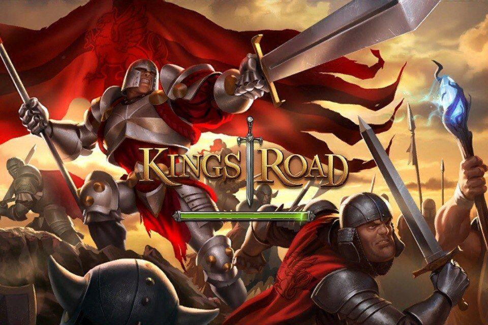 скачать игру kingsroad на компьютер