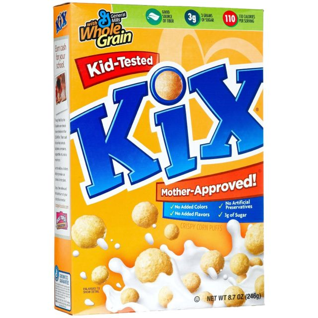 Kix Cereal, Cereal, Cereal Coupons
