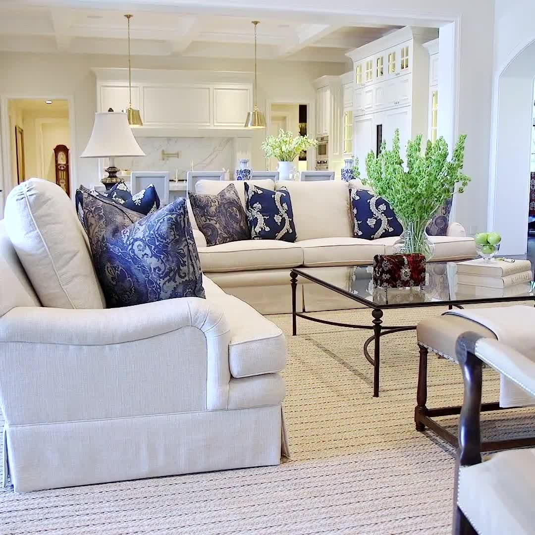 VIDEO TOUR TIMELESS GREAT ROOM BY Lissa Lee Hickman