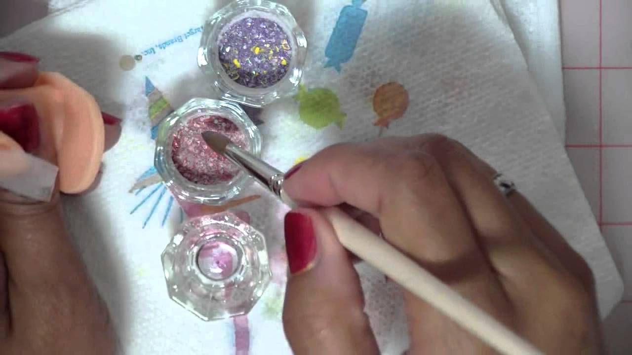 Hermosa Uñas Cáscara De Huevo Elaboración - Ideas de Diseño de Arte ...