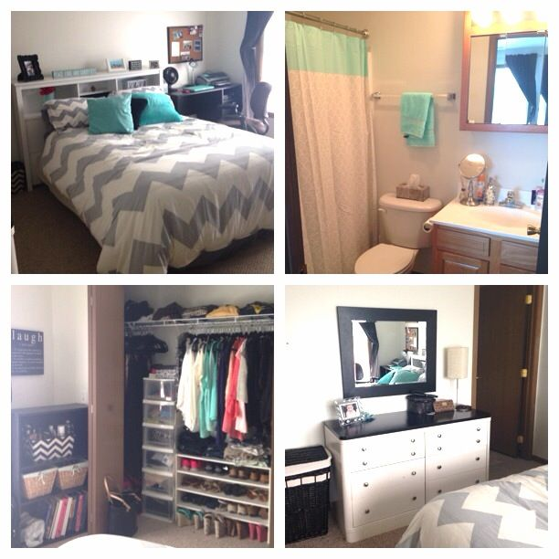 i have a small space so this gives some good ideas first college apartment1st - Decorate College Apartment