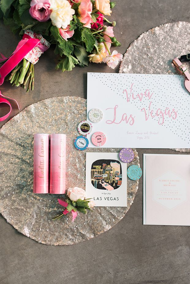 Retro Vegas Wedding At The Little White Chapel By Kristen Kay Photography Www Kristenkayphotography