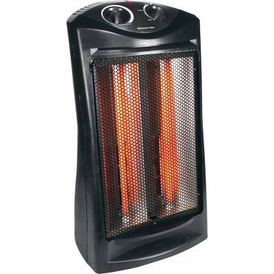 Redstone Heater Quartz Radiant Tower Black Tower Heater Room Heater Heater