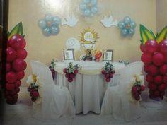 decoracion primera comunion en cali