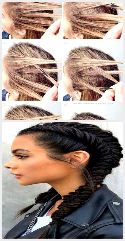 Photo of # 5 streng flette og DIY frisyre – bilder og bilder