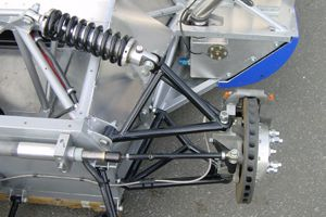 T70 Suspension