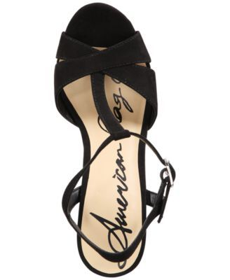 fcf4969b8590 American Rag Jamie T-Strap Platform Dress Sandals