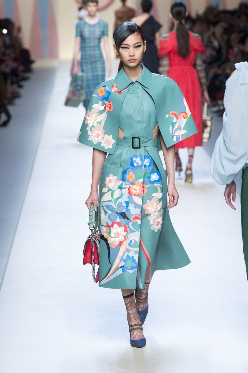 Beauty spring trends were loving