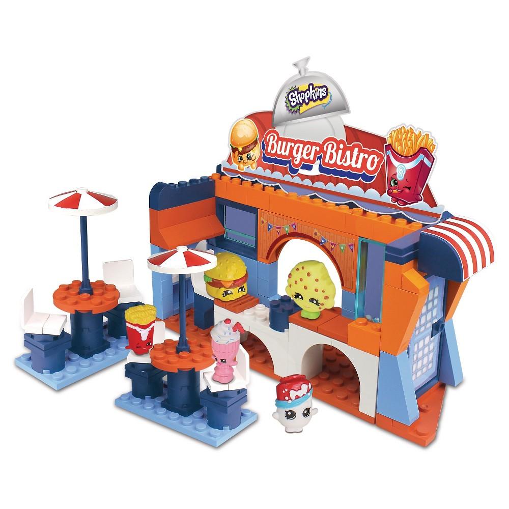 Shopkins Kinstructions Scene Packs Burger Bistro in 2019