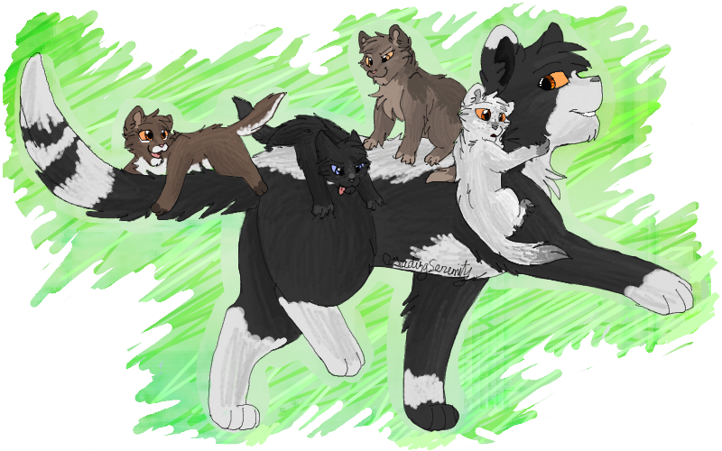 Big+Paw+Steppin+by+CascadingSerenity.deviantart.com+on+@deviantART