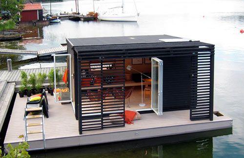 Kenjo Cabin Like Prefab Guest House Or Studio Woonboten