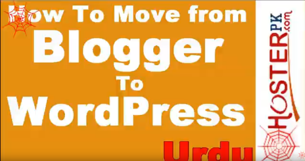 How To Move From Blogger To Wordpress Moving, Wordpress