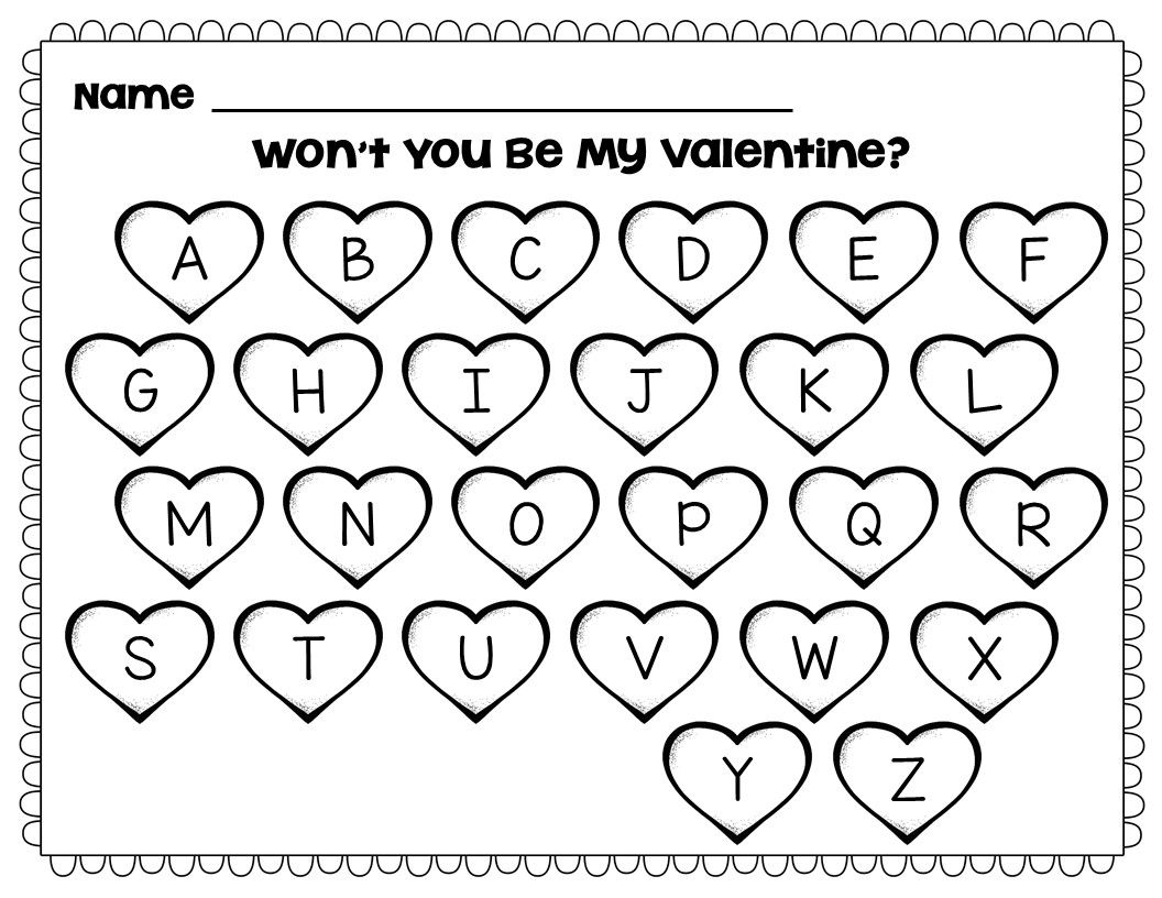 Valentine S Day Game Freebie