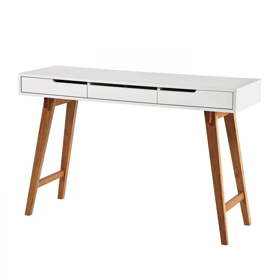 Konsolentisch Almunge Matt Weiss Konsolentisch Schmaler Tisch