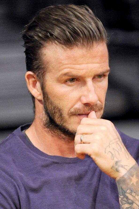 David Beckham Frisur Zuruck Neue Frisuren David Beckham Haircut Beckham Haircut David Beckham Hairstyle