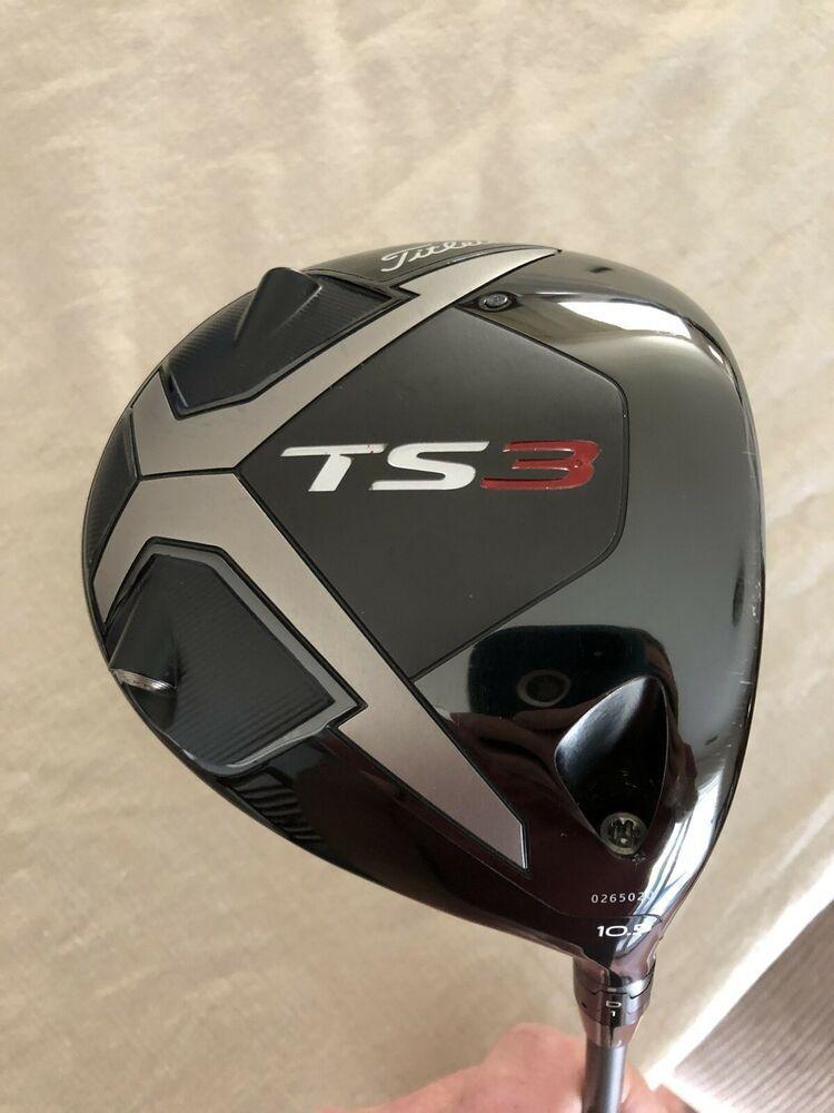titleist ts3 driver 10 5 Project X SMOKE 6 5 X Stiff #golf