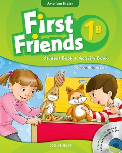 First Friends American English 1 Student Library User Group