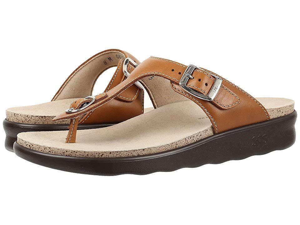 0b12f4e36af SAS Sanibel (Caramel) Women s Shoes. Relax and enjoy some sunshine in the  Sanibel