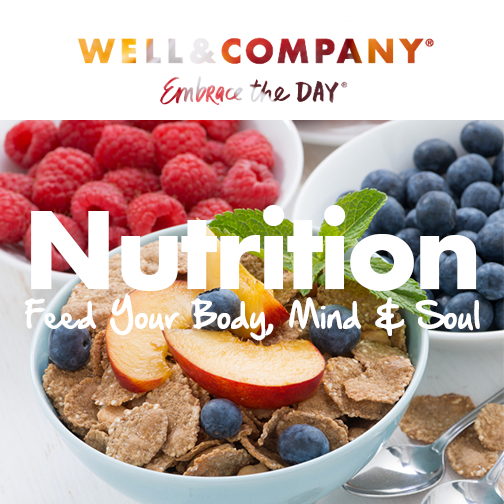 Nutrition: Food is powerful. Every meal is an opportunity to literally feed vitality to your body, mind, and soul. We are passionate about FUN-ctional food. When you set the intention that good food helps you achieve your goals, eating well becomes an even more delicious discipline