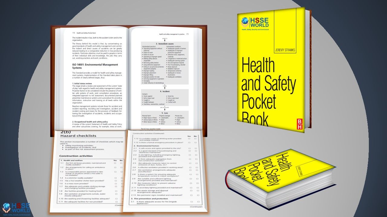 Ebooks health and safety pocket book in 2020 health