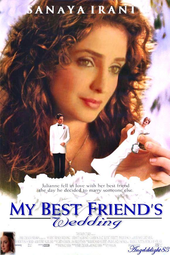 Sanaya Irani ,my best friend's wedding | Wedding movies ...Cameron Diaz Imdb Movie