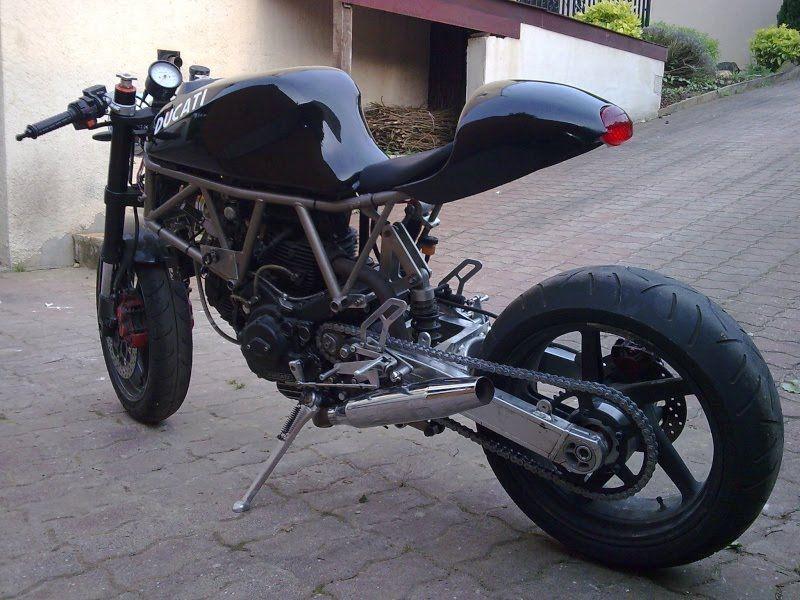 Conversion Ducati 750ssie En Street Bike Page 4 Forum Moto
