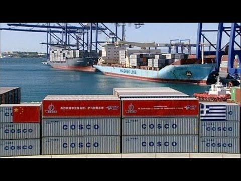 Grecia-Cina: affari al Pireo, all'ombra della crisi