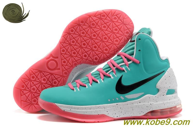 kd girls | Kd Shoes For Girls Pink And Blue Nike zoom kd v 5 id