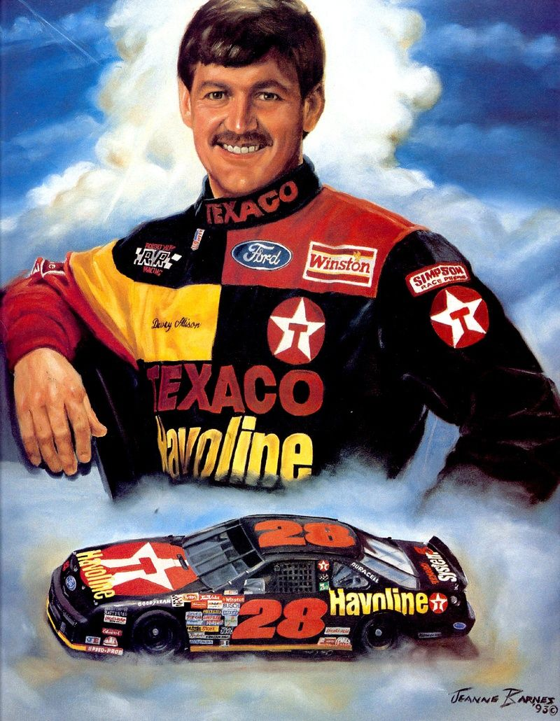 Davey Allison, Famous Celebrities Who Died In Helicopter Crashes