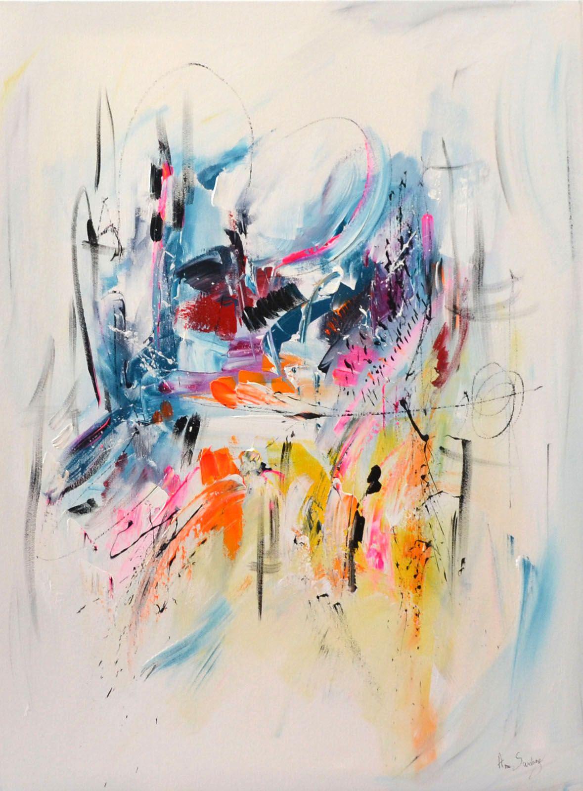 Tableau Abstrait Blanc Et Epure Tableau Abstrait Peinture Abstraite Contemporaine Abstrait