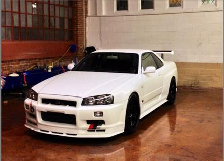 1999 Nissan Gt R Skyline R34 V Spec For Sale 1555559