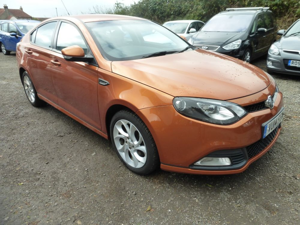 MG 6 GT DTI 2014, SPARES OR REPAIRS, SALVAGE, EXPORT