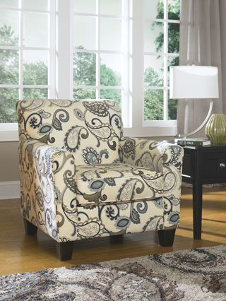779chair Accent Chairs Ashley Furniture Chair Fabric