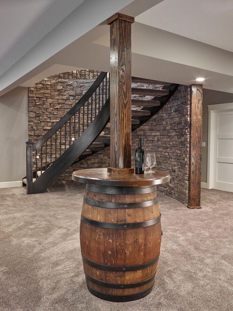 27 Perfectly Captivating Basement Design Ideas Home Awakening Basement Design Basement Decor Basement Renovations