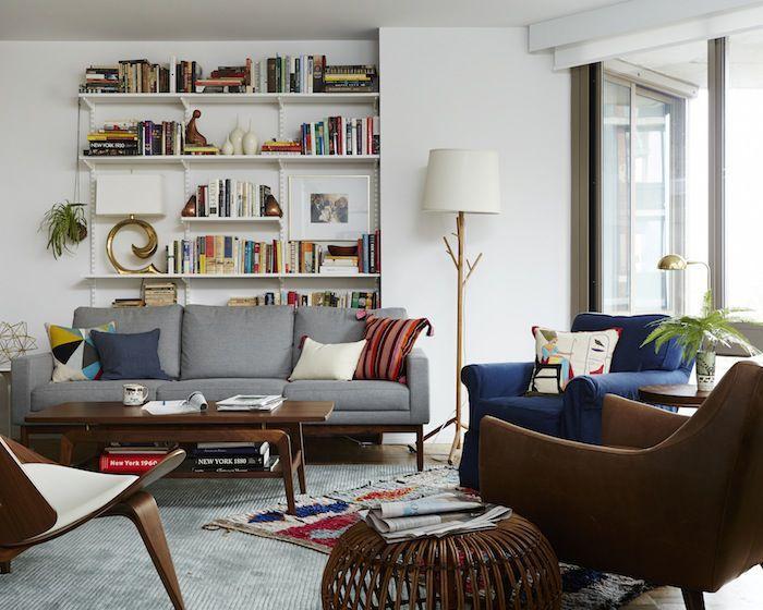 Salon W Stylu Lat 60 Salon Styl Klasyczny Aranzacja I Wystroj Wnetrz Living Room Inspiration Living Dining Room Room Inspiration