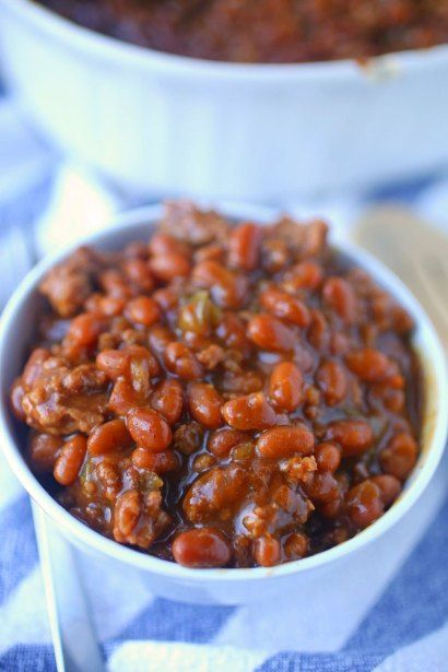 Auntie Val's Easy Baked Beans images