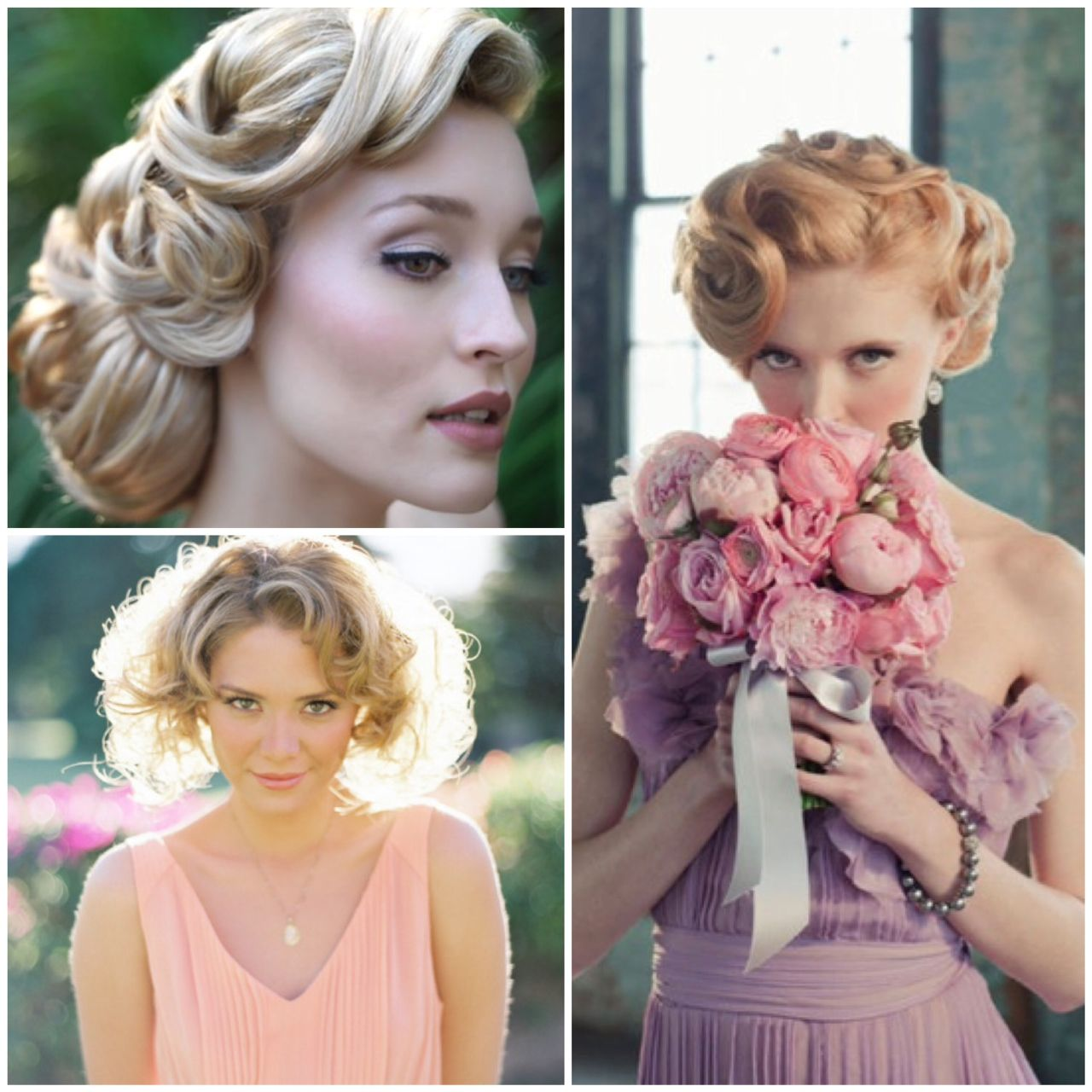 Cool 1000 Images About Wedding Hair On Pinterest Hairstyles For Women Draintrainus