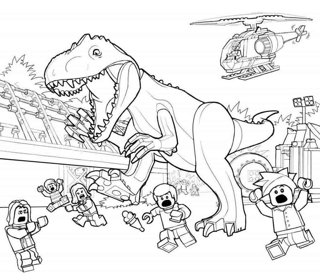 Lego Indominus Rex Coloring Printable Sheet 40 Indominus Rex