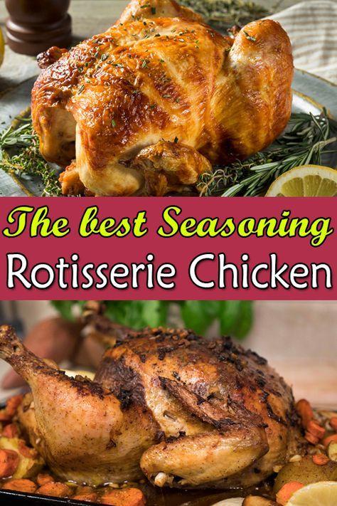 Rotisserie Chicken Recipe - Allchickenrecipes.com