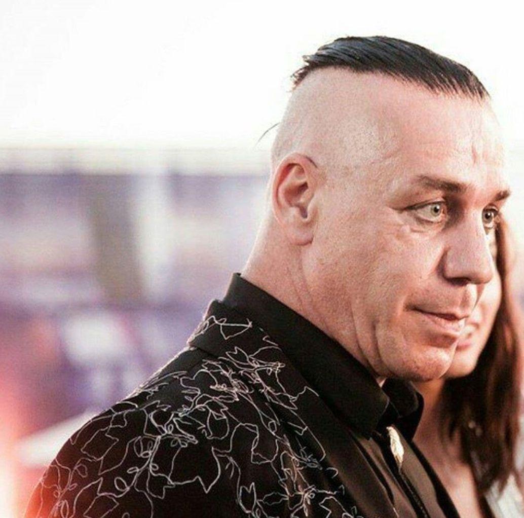 Oh He Is Beautiful Till Lindemann Rammstein Mann