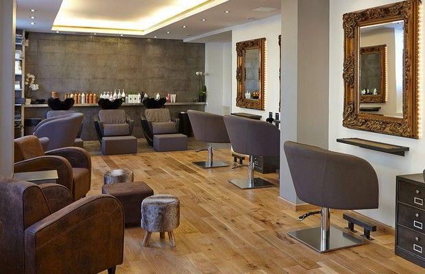 11++ Salon de coiffure haut de gamme inspiration