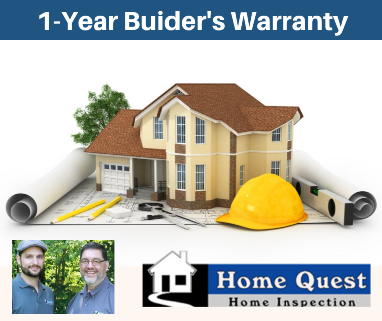 1 Year Builder S Warranty Inspection In 2020 Home Inspection Builder Home Inspector