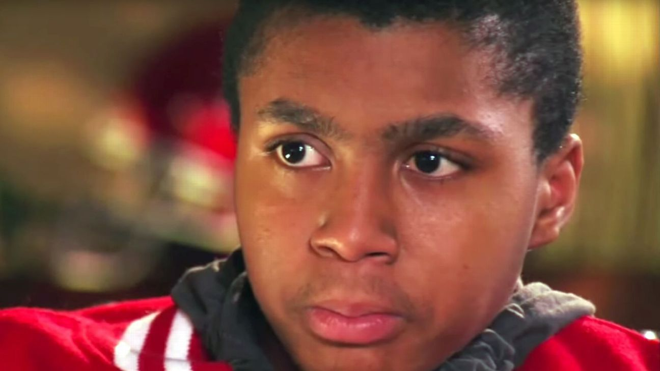 Hill football player paralyzed at 13 dies at 18