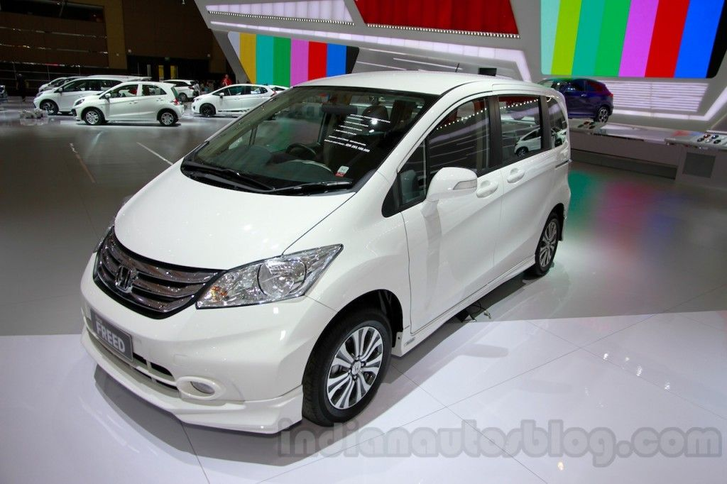new car release in 2014New Honda Freed to launch in Japan this year   Cars Daily