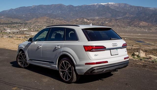 2022 Audi Q7 Changes Hybrid Prices Us Suvs Nation Audi Audi Q7 New Cars
