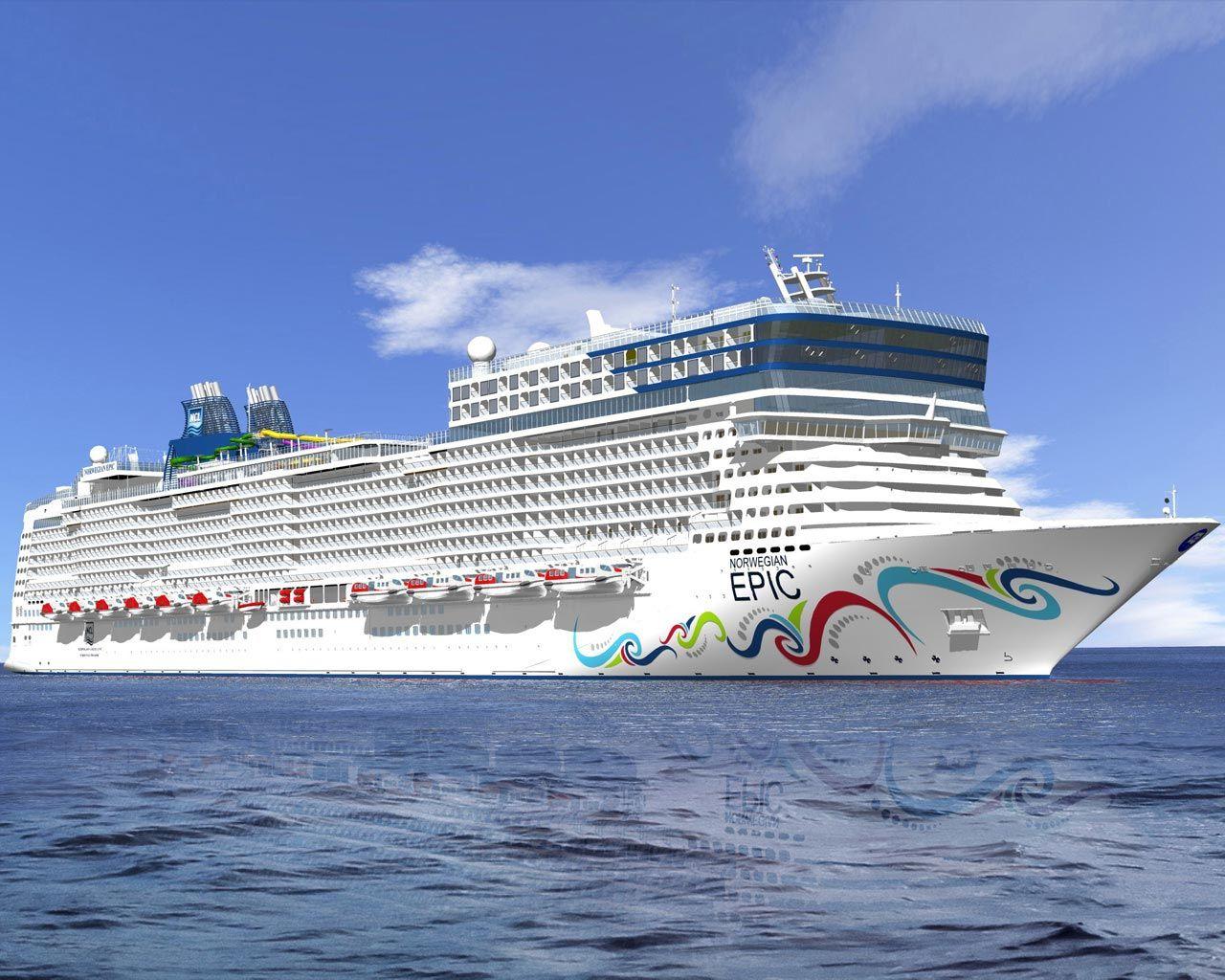 Norwegian Epic - our ship: Countdown to Mediterranean