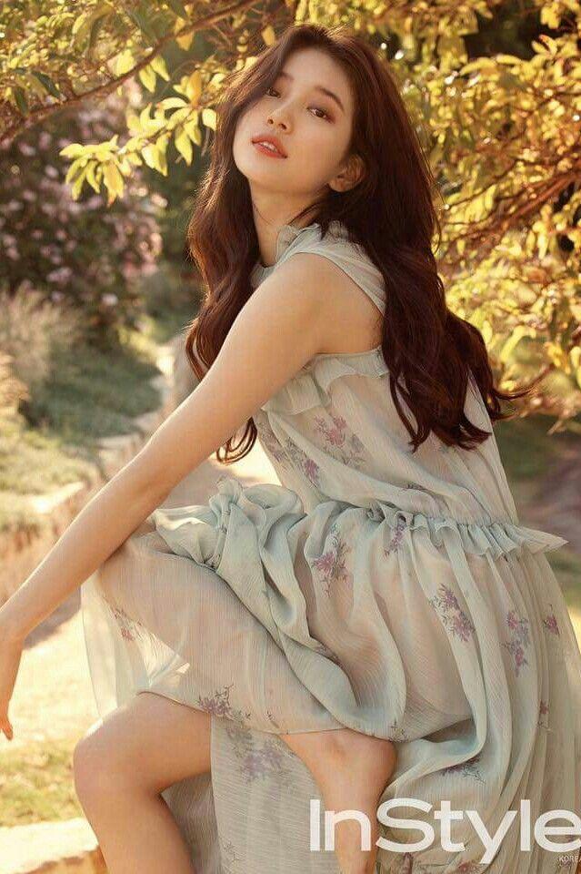 Suzy Instyle Korea Magazine 2018 January Suzy Suzy